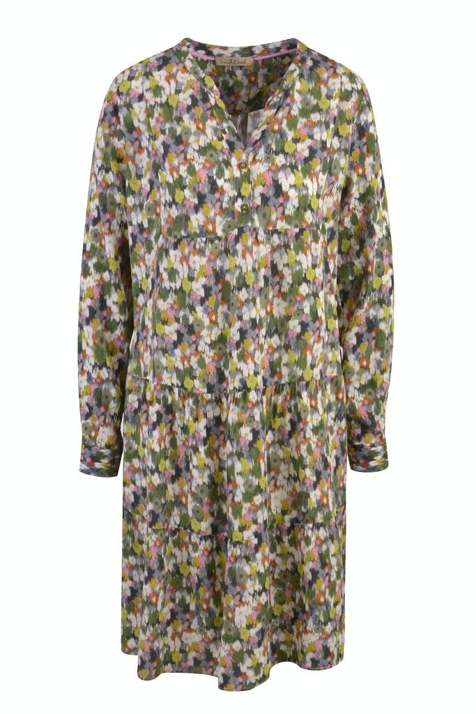 Short Volant Dress