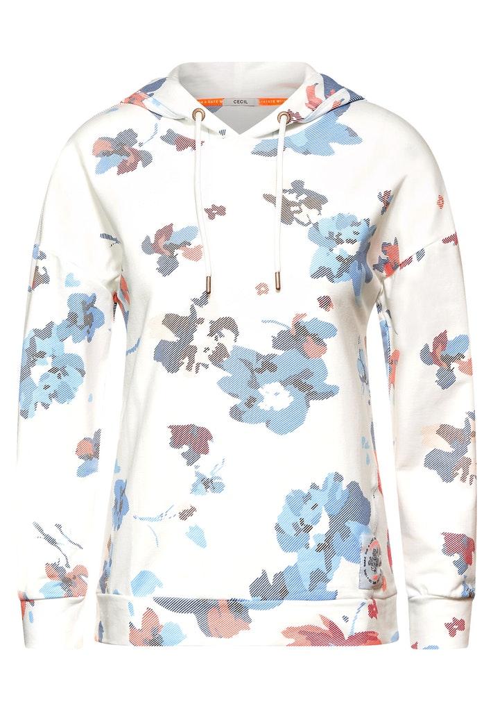 Shirt im Hoodie Style