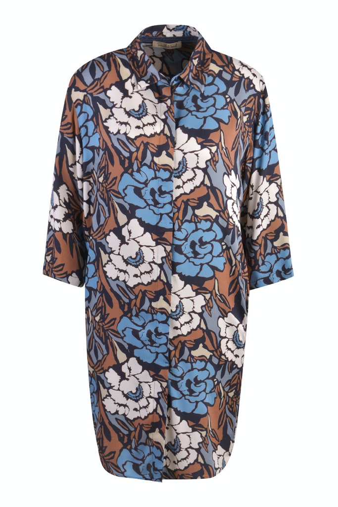 New Shirt Collar Dress