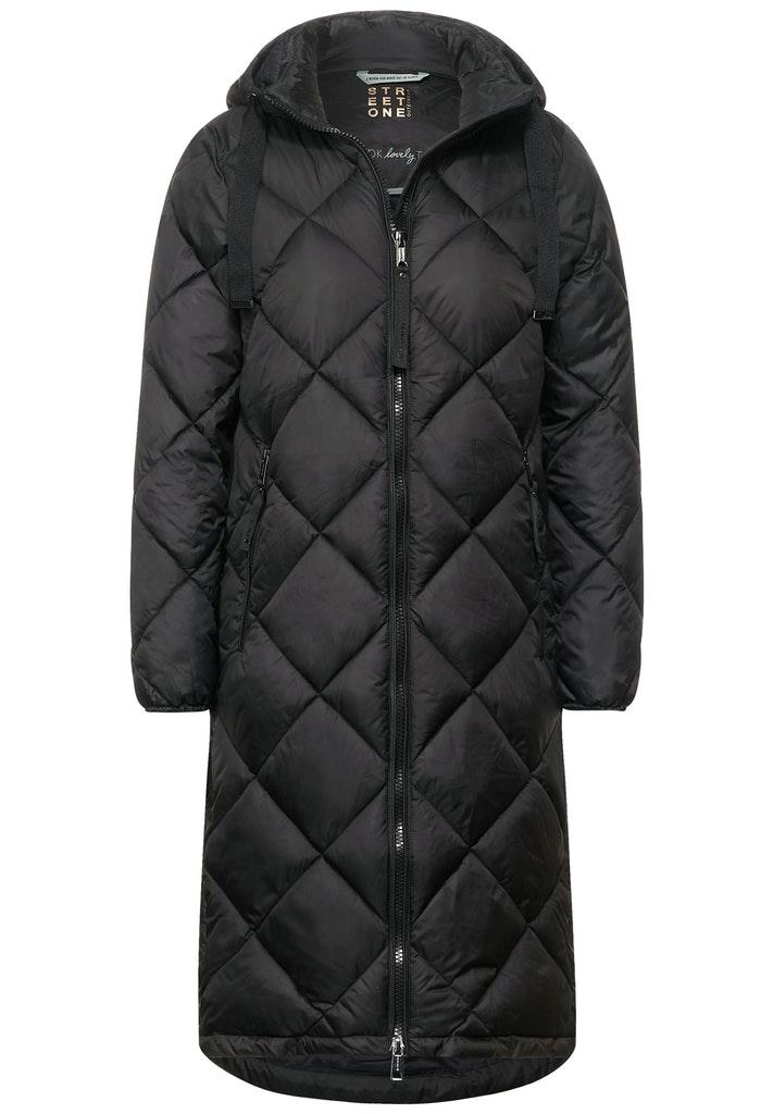 Lange Outdoor Jacke