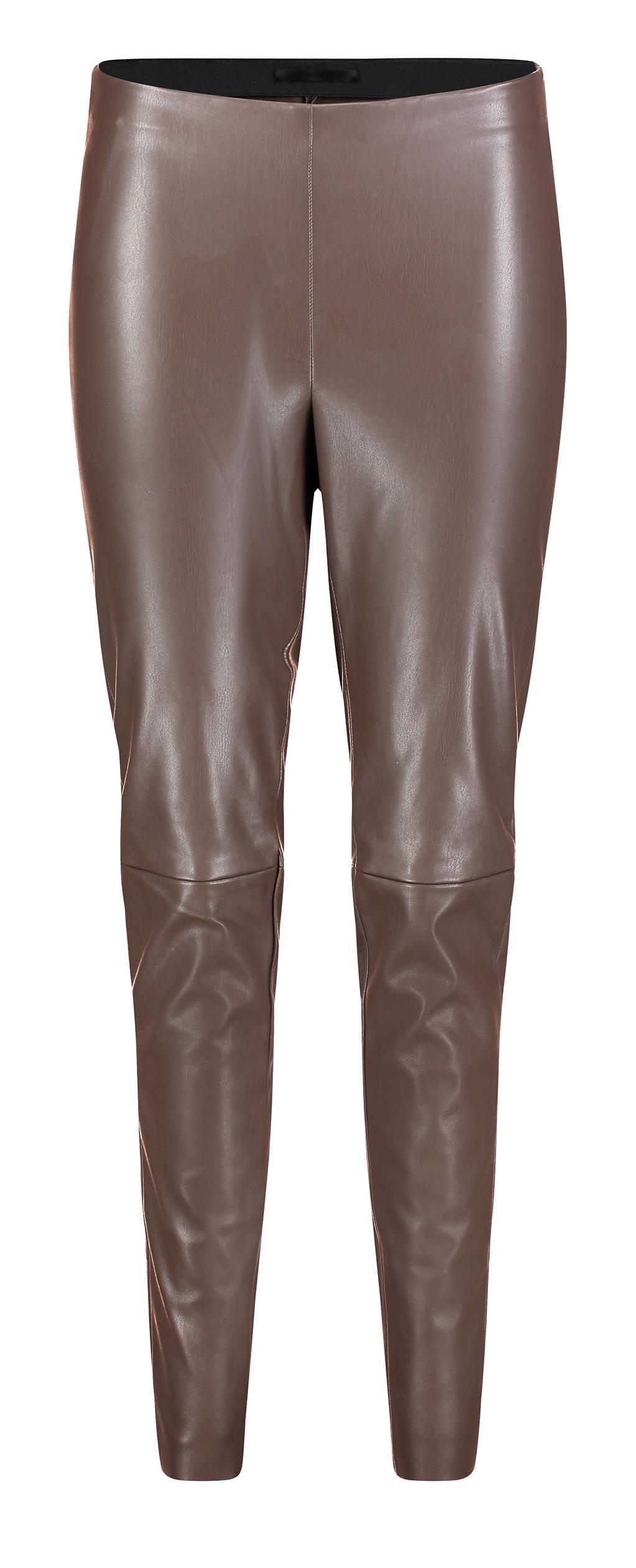 MAC JEANS - LEGGING leather, Vegan Leather